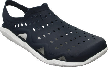 Crocs Men's Swiftwater Wave Navy White