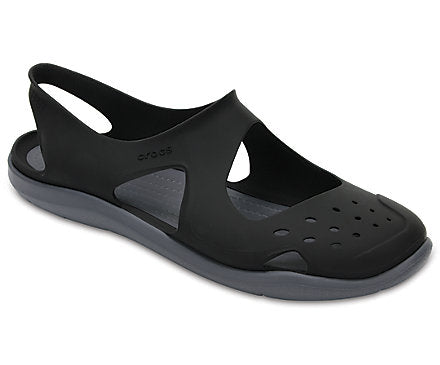 Crocs Women's Swiftwater Wave Black