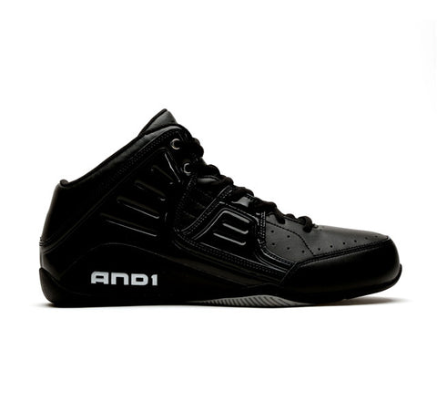 AND1 Rocket 4.0 Mid Junior Black