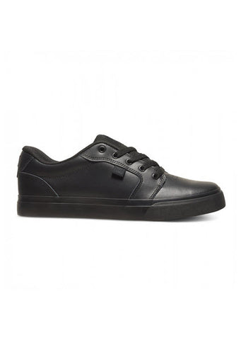 DC Anvil SE Black/ Black/ Black Leather 5981443