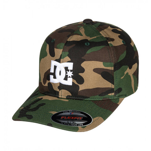 DC Cap Star 2 Camo 55300096-GRA0 Famous Rock Shop Newcastle 2300 NSW Australia