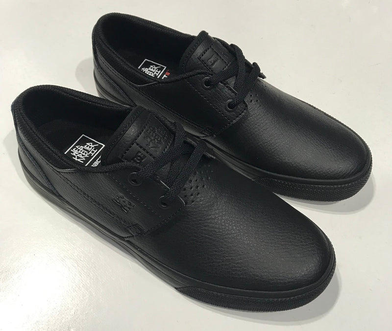 DC Shoes Men's Wes Kremer 2 ADYS300429 Black Blue Black XKBK Famous Rock Shop Newcastle 2300 NSW Australia