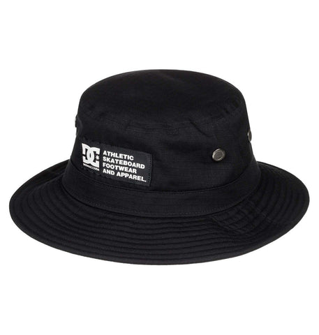 DC Shoes Sonams Bucket hat Black ADYHA03819-KVJ0