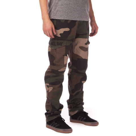 DGK OG Cargo Big Woods Pants