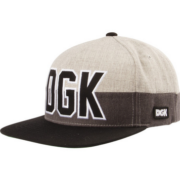 DGK All Star Black Snapback Famous Rock Shop Newcastle 2300 NSW Australia