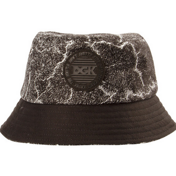 DGK Blacktop Black Bucket Hat