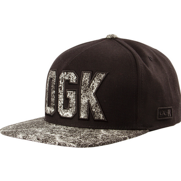 DGK Blacktop Black Snapback  Famous Rock Shop Newcastle 2300 NSW Australia