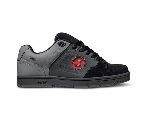 DVS Discord Grey Black Red DVF0000232 023