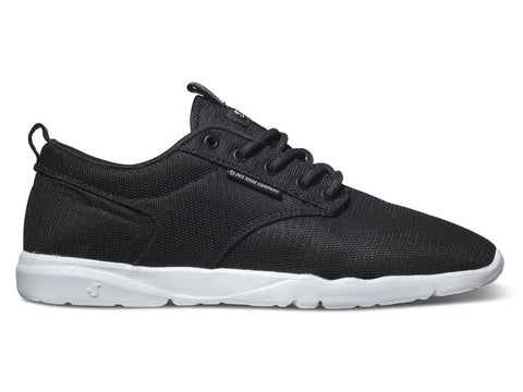DVS Premier 2.0 Black White Mesh DVF0000245 Color 001Breathable and lightweight upper Diecut EVA footbed for added comfortHigh abrasion Vaporcell midsole/outsole unitSuede and mesh upper materials  Famous Rock Shop 517 Hunter Street Newcastle 2300 NSW Australia