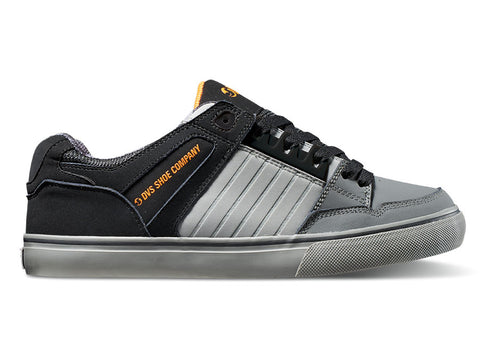DVS Celsius CT Charcoal Grey Black Nubuck Deegan  38 DVF0000277 020
