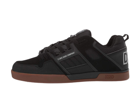 DVS Comanche 2.0+ Black/Gum DVF0000323001 Famous Rock Shop Newcastle, 2300 NSW. Australia. 1