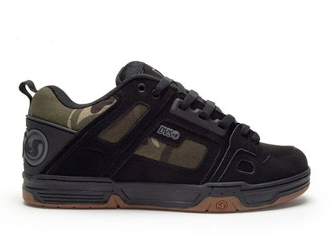 DVS Comanche Black Camo DVF0000029983 Famous Rock Shop Newcastle, 2300 NSW. Australia. 1