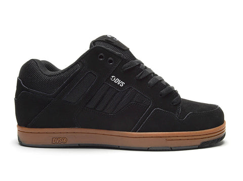 DVS Enduro 125 Black Gum Nubuck DVF0000278012 Famous Rock Shop Newcastle, 2300 NSW. Australia. 1