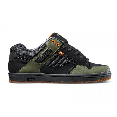 DVS Enduro 125 Black Olive Leather Deegan DVF0000278 Color 006 Famous Rock Shop 517 Hunter Street Newcastle 2300 NSW Australia