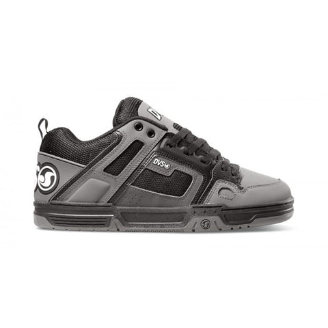 DVS Shoe Comanche Blk Char Leather Famous Rock Shop Newcastle NSW Australia