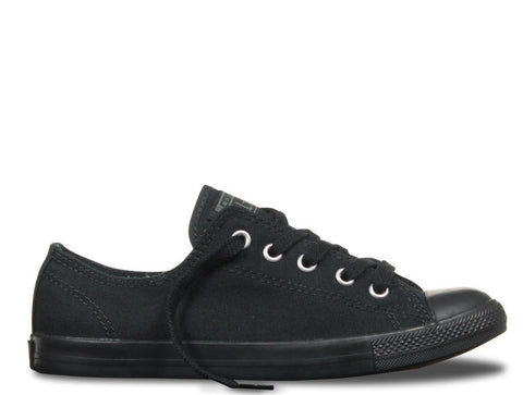Converse Dainty Black Mono Canvas 532354C