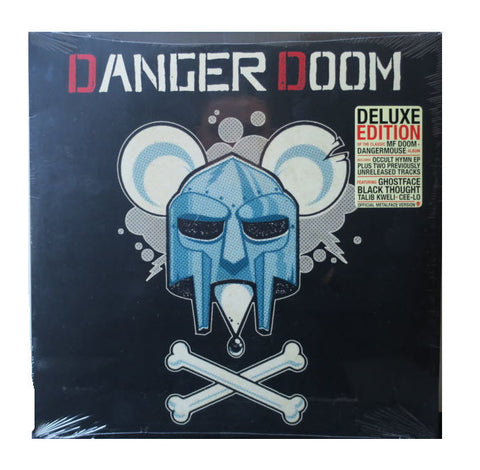 Danger Doom - The Mouse And The Mask: Offical Metalface Vinyl