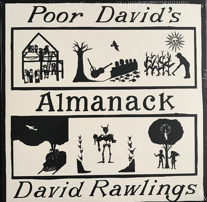 David Rawling Poor Davids Almanack Vinyl LP LP ACNY 1713 805147171336 Famous Rock Shop Newcastle 2300 NSW Australia
