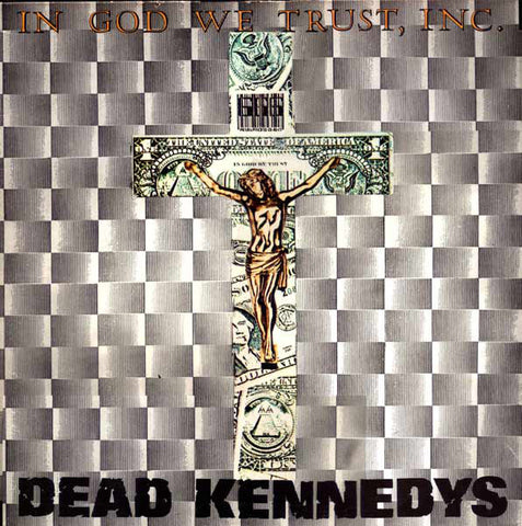 Dead Kennedys In God We Trust Inc Green LP Vinyl  Famous Rock Shop 517 Hunter Street Newcastle, 2300 NSW. Australia.