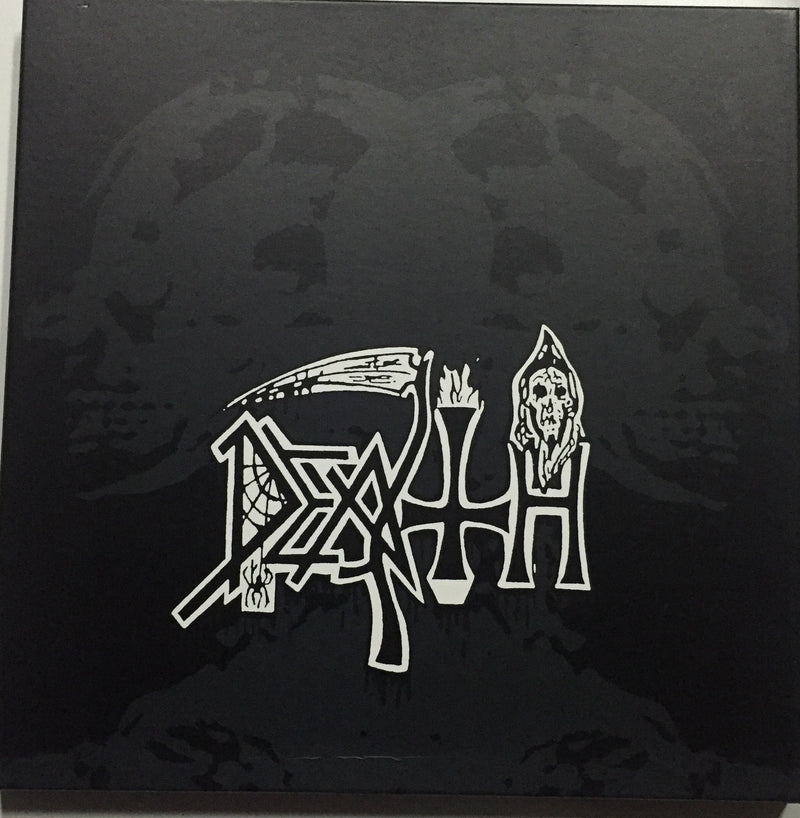 Death- Death Limited Edition Box Set Vinyl LPs