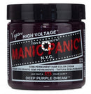 Manic Panic Semi-Permanent Hair Colour Classic Creme Deep Purple Dream