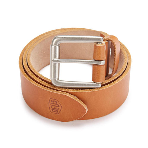 Deus Ex Machina Standard Belt Tan DMF77691 Famous Rock Shop Newcastle, 2300 NSW. Australia. 1
