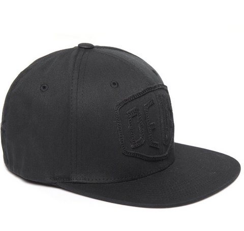 Deus Ex Machina Summer Shield Cap Black ONE SIZE DMS57535