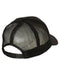 Deus Venice Address Trucker Black Cap DMA47620