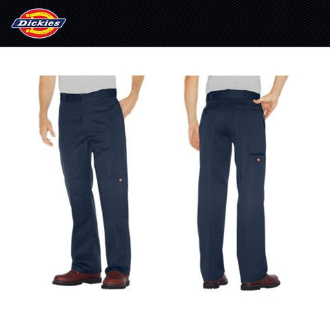 Dickies 85283 Loose Fit Double Knee Dark Navy Men's Work Pants Famous Rock Shop Newcastle 2300 NSW Australia