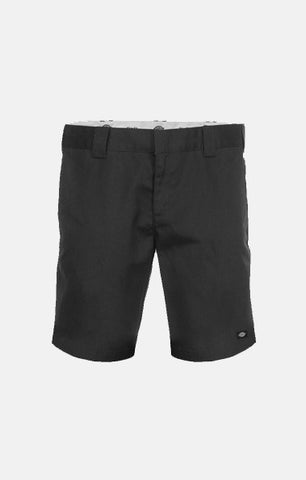 "Dickies 872 Slim Fit Work Short 10"" Black"