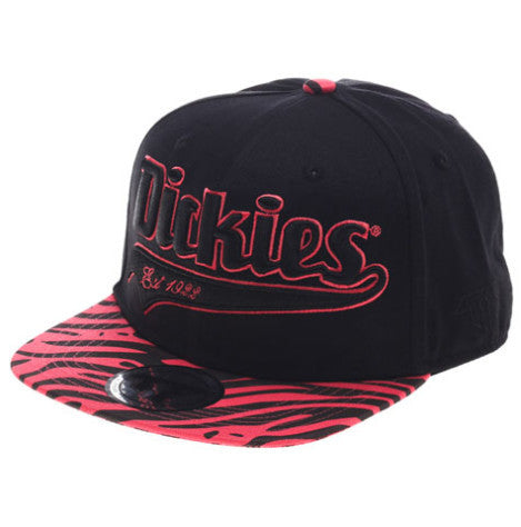 Dickies Big Cat Snapback Hat