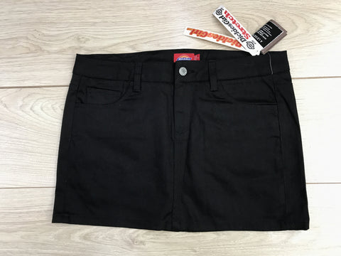 Dickies Girl Classic Skirt Black