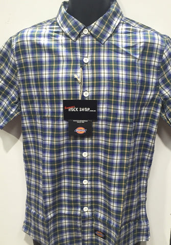 Dickies Colorado Shirt Blue K3130337 Famous Rock Shop 517 Hunter Street Newcastle 2300 NSW Australia