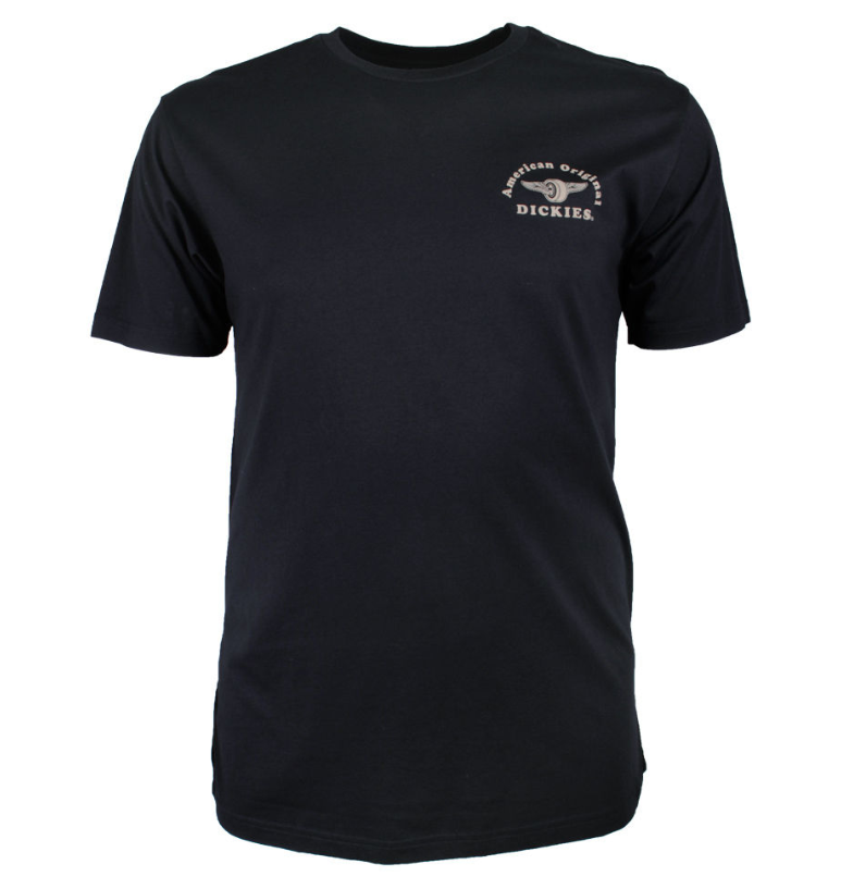 Dickies Detroit Classic Fit SS T-Shirt K4180122 Famous Rock Shop Newcastle, 2300 NSW. Australia. 1