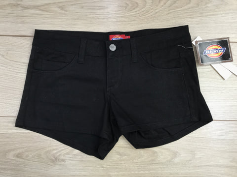 Dickies Girl Shorts Black HH333  Famous Rock Shop 517 Hunter Street Newcastle 2300 NSW Australia