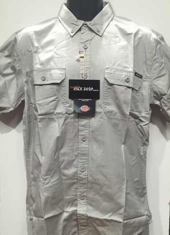 Dickies Legacy Slim Fit Shirt Grey K3130329