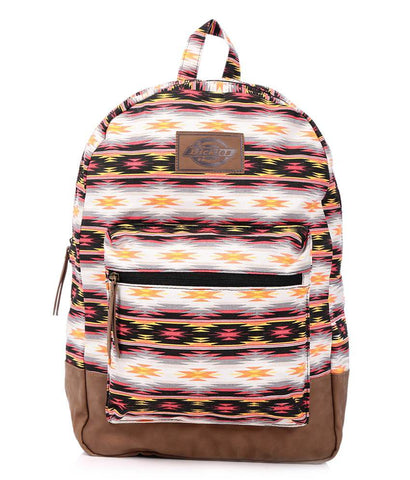 Dickies Southwest Blanket Canvas Backpack