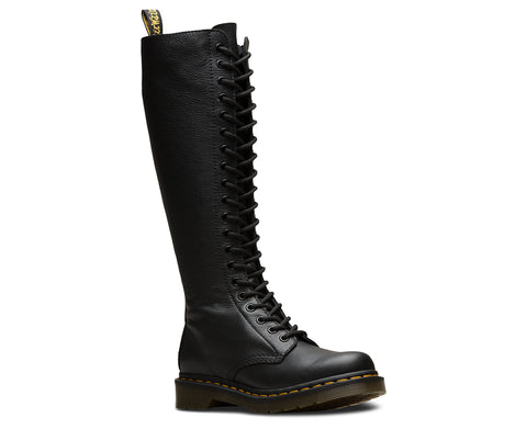 Dr Marten 1B60 Black Virginia 23889001 Famous Rock Shop Newcastle 2300 NSW Australia