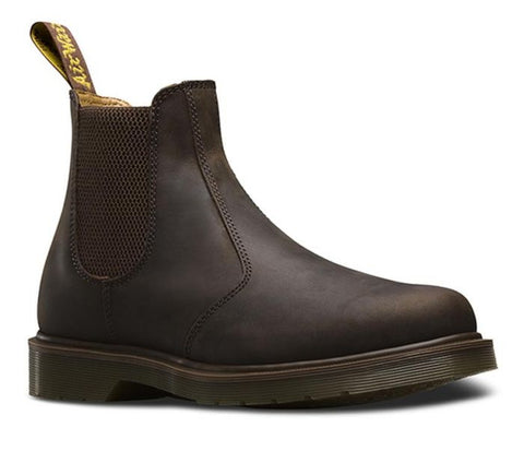 Dr Marten 2976 Gaucho Crazy Horse Boot 11853201 Famous Rock Shop Newcastle 2300 NSW Australia