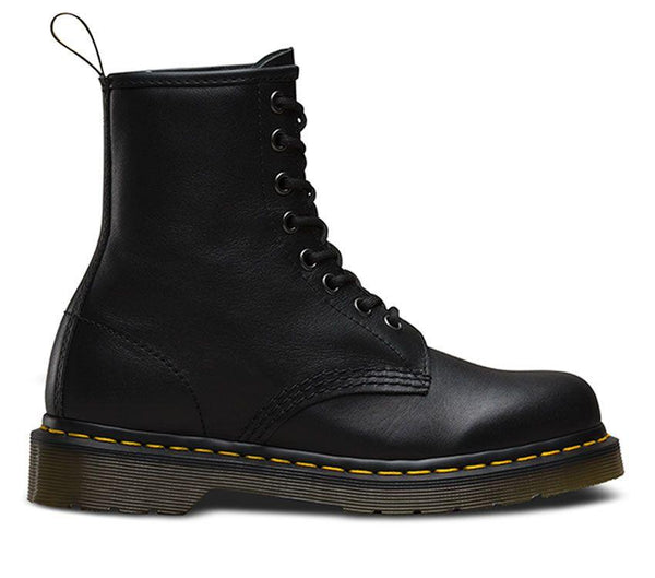 Dr Martens 1460 Black Nappa Leather Boot 8 Hole 11822002