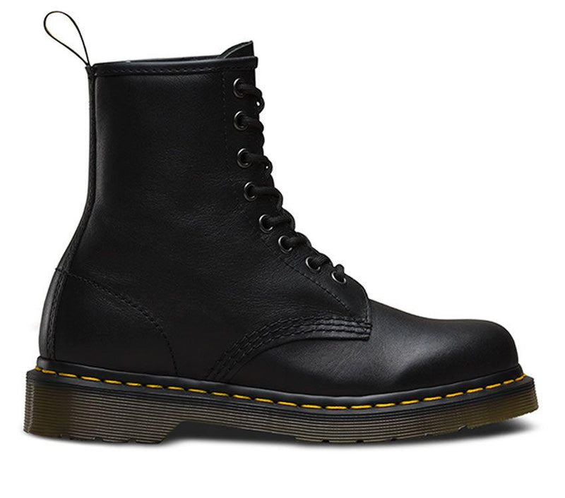 Dr Martens 1460 Nappa Leather Black Boot 8 Hole 11822002