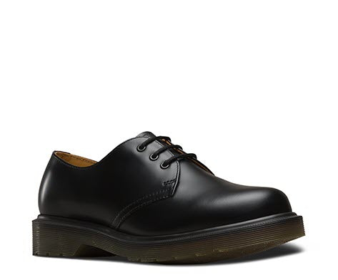 Dr Martens 1461 Plain Welt Smooth Black Shoe 11839002 Famous Rock Shop Newcastle, 2300 NSW. Australia. 1
