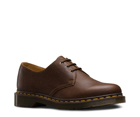 Dr Martens 1461 Carpathian Tan Leather 3 Eye Shoe 21143220