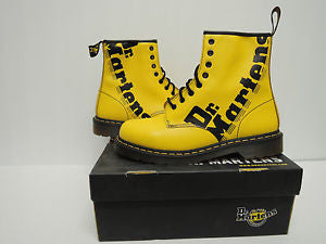 Dr Martens 1B89 Yellow DM080
