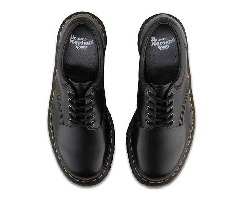 Dr Martens 8053 Quad Black Polish Smooth 24690001 Famous Rock Shop Newcastle, 2300 NSW. Australia. 3