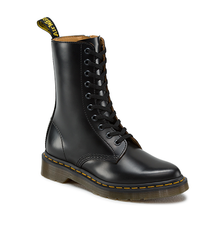 Dr Martens Alix Boot Black Polished Smooth 16019001 5e2da8b36cfd