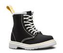 Dr Martens Infants Brooklee Boot Black Canvas 21072001