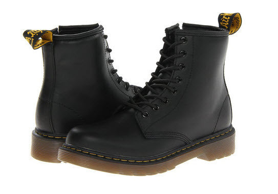 Famous Rock Shop. Dr Martens Delaney Black Softy T 15382001 Famous Rock Shop Newcastle NSW Australia
