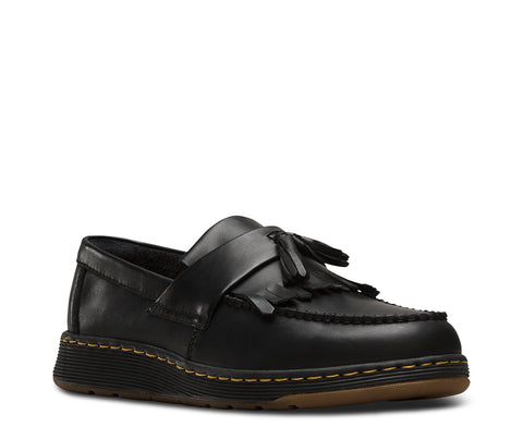 Dr Martens Edison Black Temperley Leather Shoes 21858001