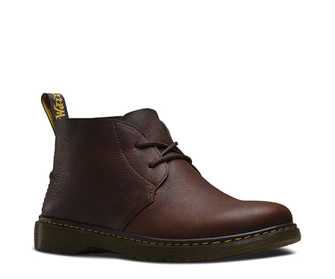 Dr Martens Ember Grizzly Dark Brown 20391201